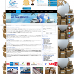 Transport & Logistic Website