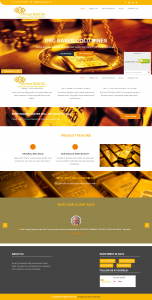 African Gold SA – website-design-services-pretoria
