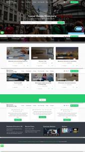 Business Listing Website Designing in Pretoria