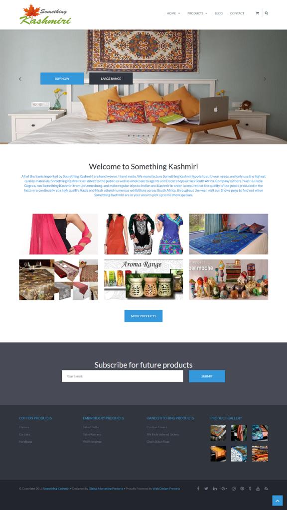 E-Commerce Website Development Pretoria