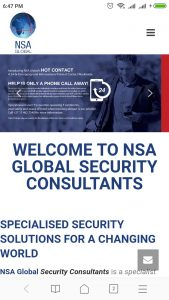 global-security-website