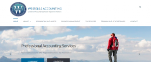 Chartered Accountants in Pretoria North by Digital Marketing PTA