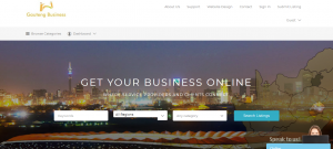 Gauteng Business Directory Website Design by Digital Marketing PTA