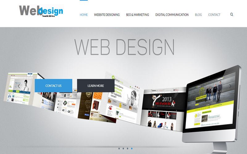 Website Design Johannesburg