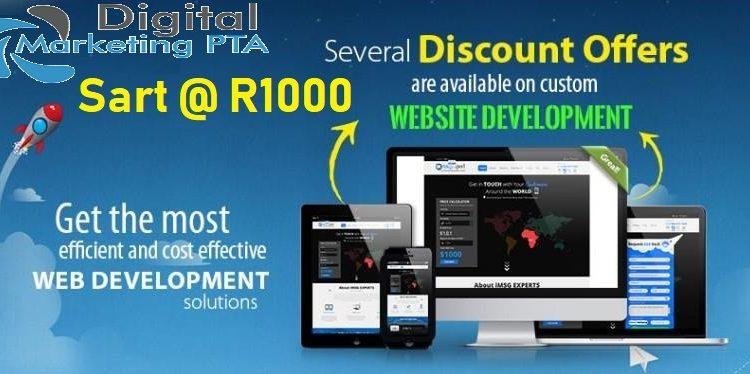 website design packages pretoria