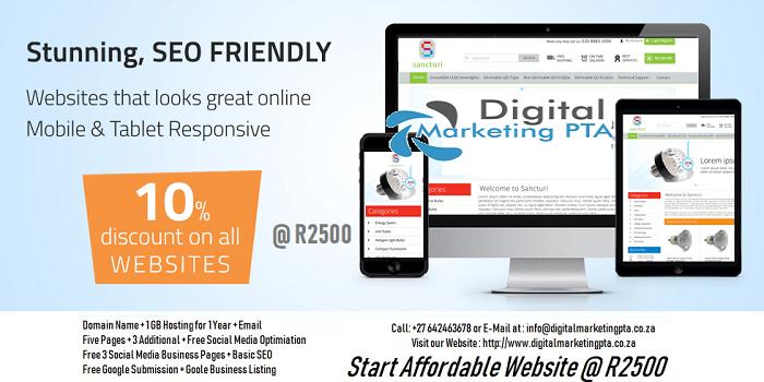 website design company midrand