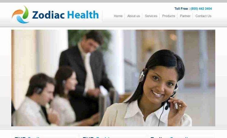 Zodia Health America USA