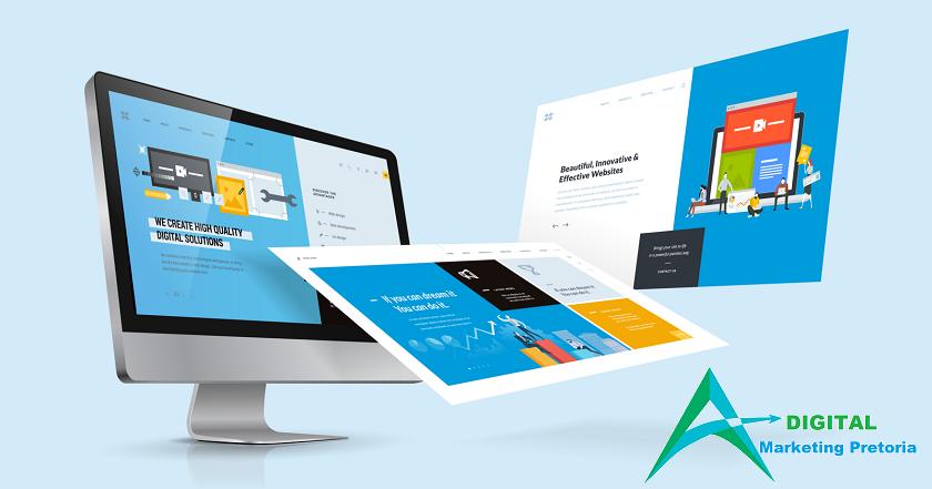 website design agency pretoria