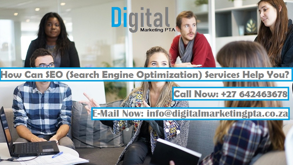 seo services in pretoria, south africa